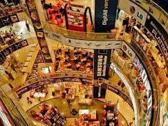 Top 10 địa điểm mua sắm hấp dẫn nhất thế giới