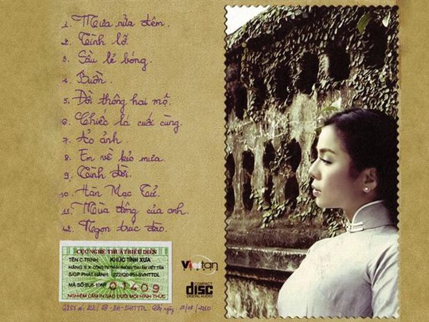 Hoài niệm, cảm thức về dòng ca khúc Bolero Việt