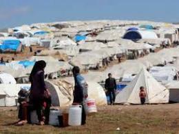 Số người tị nạn Syria ở nước ngoài lên tới 1,3 triệu người