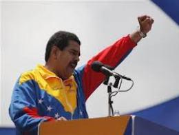 Chiến dịch vận động tranh cử tổng thống Venezuela chấm dứt