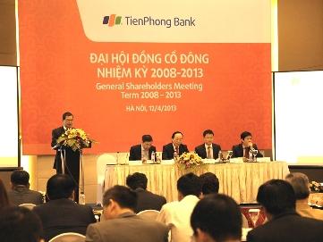 TienPhong Bank đặt mục tiêu dẫn đầu về kinh doanh vàng vào 2015