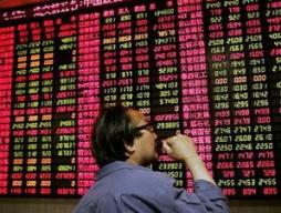 Chứng khoán châu Á quay đầu giảm khi yên mạnh lên