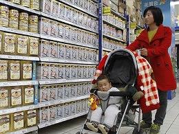Cơn khát sữa ngoại của Trung Quốc càn quét thế giới