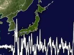 Động đất mạnh 6 độ richter làm rung chuyển miền Tây Nhật Bản