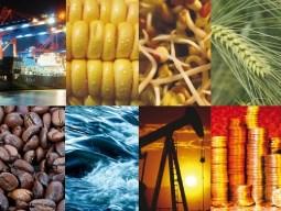 Giá hàng hóa nguyên liệu xuống thấp nhất 9 tháng sau công bố số liệu kinh tế Mỹ