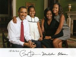 Thu nhập vợ chồng Obama xuống thấp nhất kể từ khi vào Nhà trắng