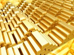 Giá vàng giảm 3 tuần liên tiếp xuống dưới 1.500 USD/oz
