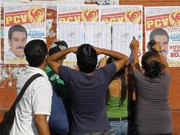Bầu cử tổng thống Venezuela lần 2 chính thức bắt đầu