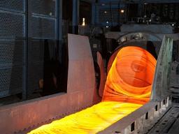 Sản lượng thép Hòa Phát đạt 157.200 tấn quý I/2013