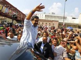Venezuela có tổng thống mới