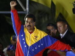 Phe đối lập Venezuela phản đối kết quả bầu cử