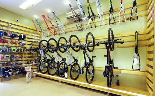 """Xe đạp """"xịn"""", thú chơi mới của doanh nhân Việt"""