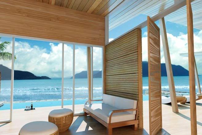 9 khu nghỉ dưỡng đẹp nhất ở biển Đông