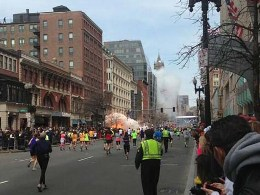 Thành phố Boston hứng chịu vụ đánh bom thứ 3