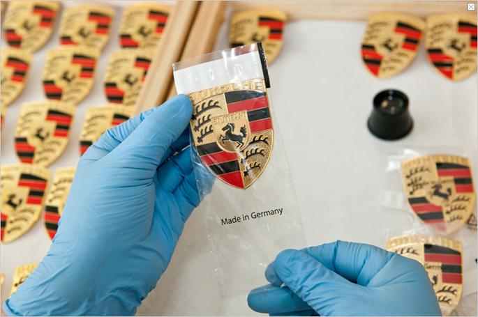 Kỳ công quy trình chế tác biểu tượng Porsche