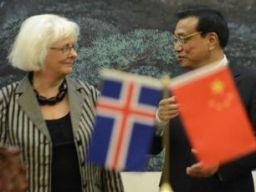 Iceland thành nước châu Âu đầu tiên ký FTA với Trung Quốc