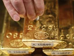 Giá vàng thế giới tăng nhờ tín hiệu mua vào của ngân hàng trung ương