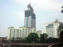 Lotte Center Hà Nội khai trương tháng 6/2014