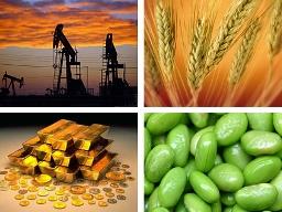 IMF dự báo giá hàng hóa giảm 2% năm 2013