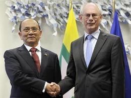 EU chuẩn bị dỡ bỏ toàn bộ lệnh cấm vận với Myanmar