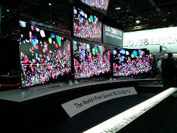 LG sẽ bán tivi OLED màn hình cong vào cuối năm