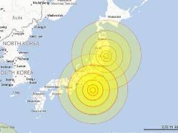 Nhật Bản rung chuyển bởi 30 trận động đất liên tiếp