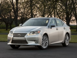 Toyota sẽ sản xuất Lexus tại Mỹ