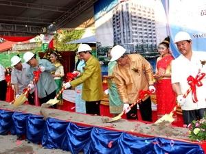 Hoàng Anh Gia Lai khởi công khách sạn 4 sao tại Lào