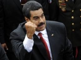 Ông Maduro tuyên thệ nhậm chức tổng thống Venezuela