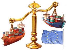 Tài khoản vãng lai của eurozone tháng 2 tiếp tục tăng