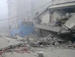 56 người Trung Quốc thiệt mạng do động đất