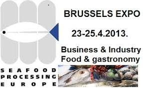 Hội chợ triển lãm thủy sản hàng đầu thế giới sắp khai mạc tại Brussels