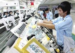 Việt Nam thuộc nhóm hút nhiều dự án FDI nhất châu Á-Thái Bình Dương 2012