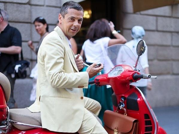 Mặc đẹp như các quý ông nước Ý