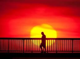 Trái đất trải qua giai đoạn nóng nhất 1.400 năm