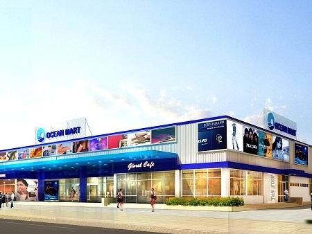 Ocean Group muốn mở 80 siêu thị và trung tâm thương mại