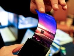 Galaxy Note 3 có màn hình dẻo, không vỡ