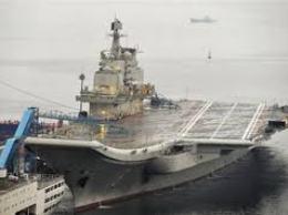 Trung Quốc sẽ đóng tàu sân bay thứ 2 lớn hơn