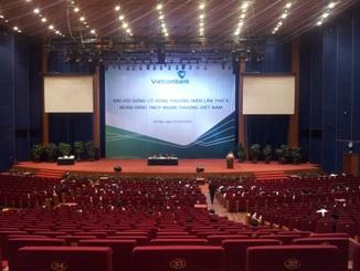 Vợ của nguyên Chủ tịch Vietcombank được bầu làm thành viên HĐQT độc lập