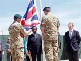 Anh mở cửa lại đại sứ quán ở Somali sau 22 năm