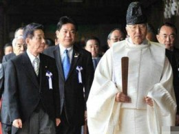 Hàn Quốc triệu tập đại sứ Nhật Bản