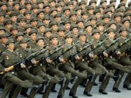 Triều Tiên âm thầm tổ chức duyệt binh kỷ niệm ngày thành lập quân đội
