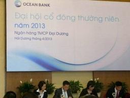 OceanBank sẽ tăng vốn điều lệ lên 5.350 tỷ đồng trong 2013