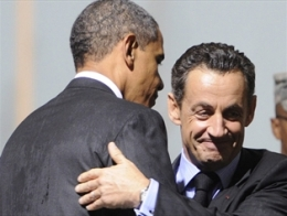 Ông Sarkozy tặng quà nhiều nhất cho gia đình Obama
