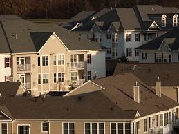 Giá nhà tại Mỹ tăng cao nhất 7 năm