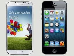 Samsung Galaxy S4 dễ vỡ hơn Iphone