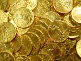 Doanh số vàng xu Mỹ lên cao nhất 3 năm khi giá giảm