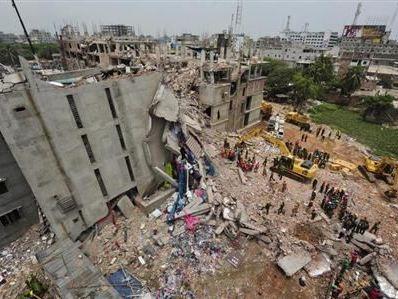 Tòa án Bangladesh đòi tịch thu tài sản chủ nhà máy bị sập