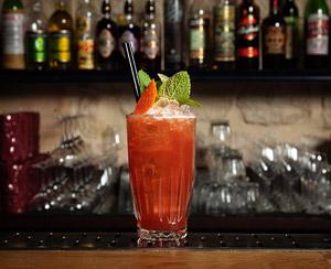 Cocktail đang quay lại thành mốt tại
