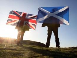 Lần đầu tiên đa số người Scotland ủng hộ tách khỏi Anh